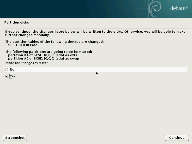 Debian Package Set To Manually Installed